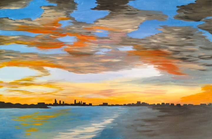 Boston Sunset RM
