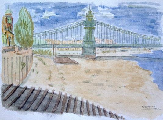 River Hammersmith Bridge