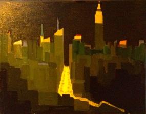 NYC Stage three