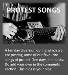 Protest Songs insert