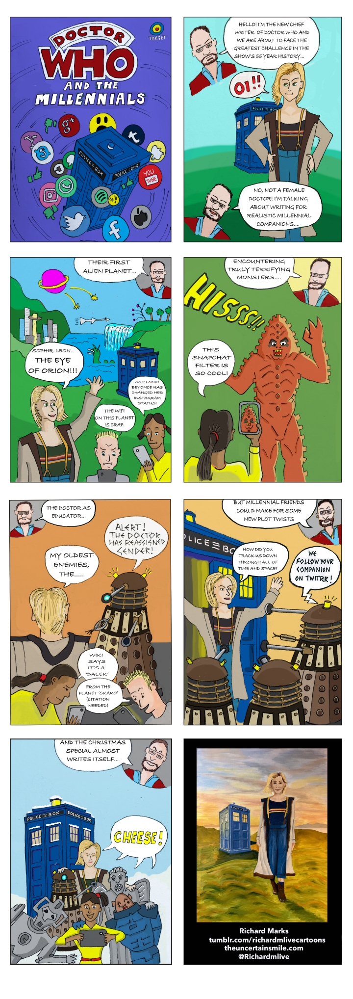 Doctor Who & The Millennials
